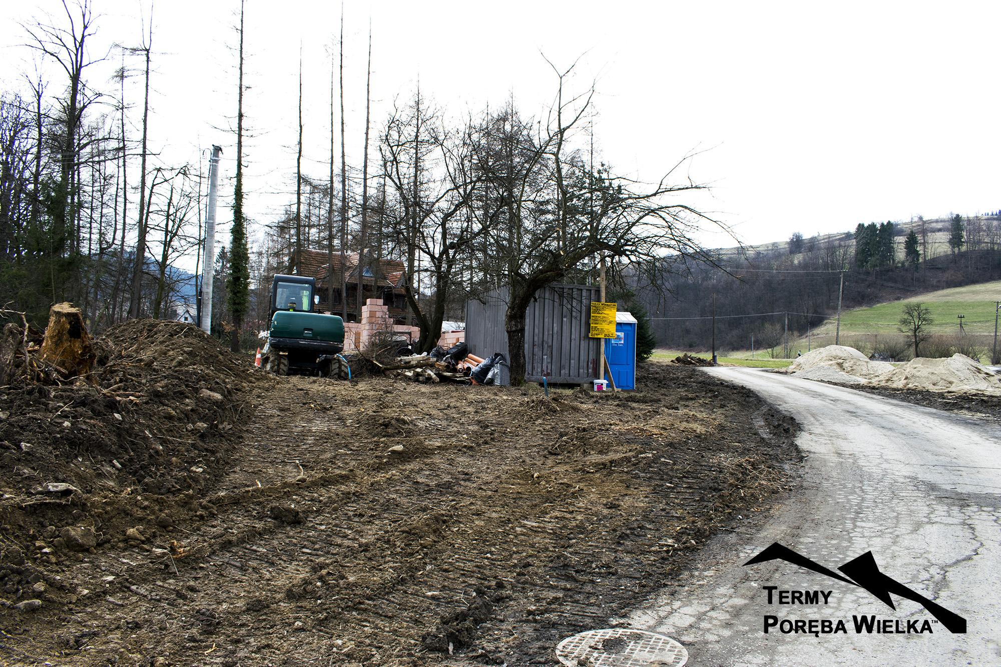 Budowa Centrum Rekreacji i Balneologii w Porębie Wielkiej